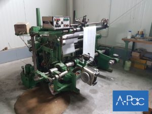 Slitter and Rewinder for Thermal paper